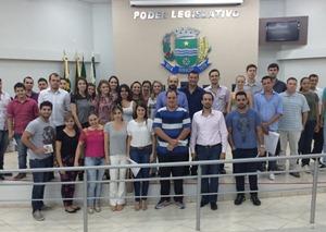 77 novos farmacêuticos de Sinop e região receberam a carteira profissional na última sexta-feira (09/10) 1