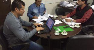 Nesta terça-feira (30/08) teve reunião de Diretoria no CRF-MT