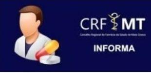 Comunicado: não haverá atendimento ao público, nesta sexta-feira à tarde,na sede administrativa do CRF-MT