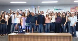 Final de semana em Sinop teve entrega de carteira e curso de atualização profissional