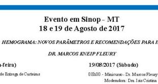Atenção, farmacêuticos de Sinop e região: Vem aí outro grande evento Gratuito de educação continuada!